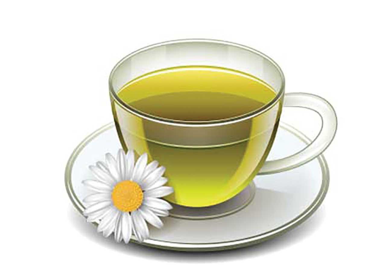 Kamillen Tee