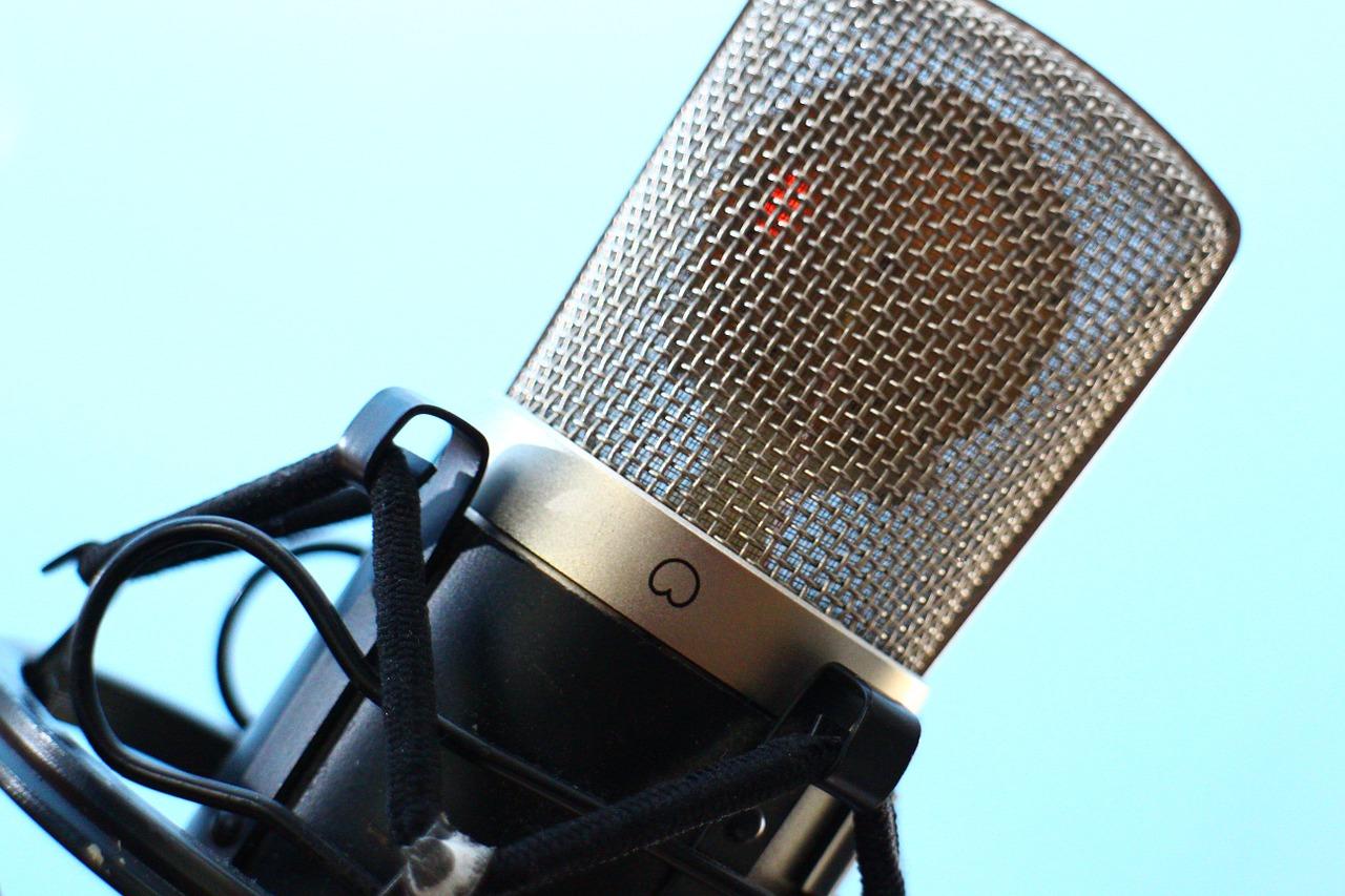 Studio Mikrophone für Musiker